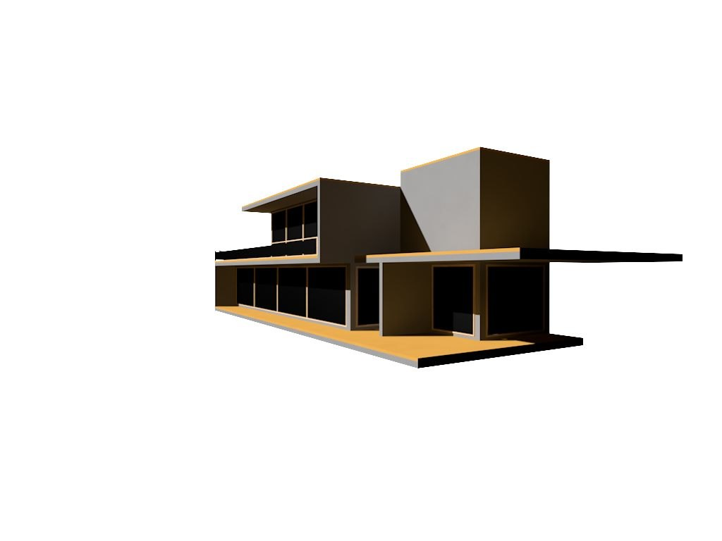 max modern contemporary house