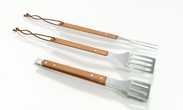 barbecue utensil obj