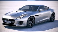 Jaguar F-Type 400 sport Coupe 2018