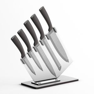 knife stand 3d model