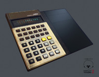 3d 3ds ready old calculator
