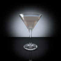 Martini Glass-2f