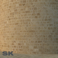 HQ Sandstone wall C