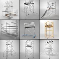 scaffold tower set