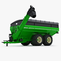 Brent 1596 Dual Auger Grain Cart