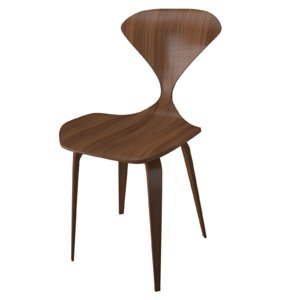 cherner chair 3d model