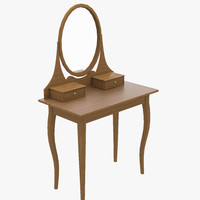 HEMNES Dressing table
