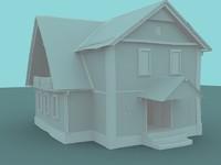 European-Style House