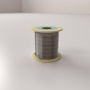 solder spool 3ds