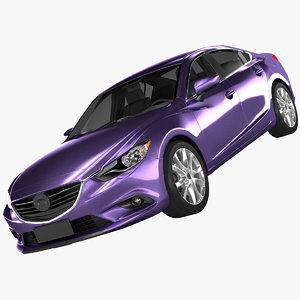 generic car obj