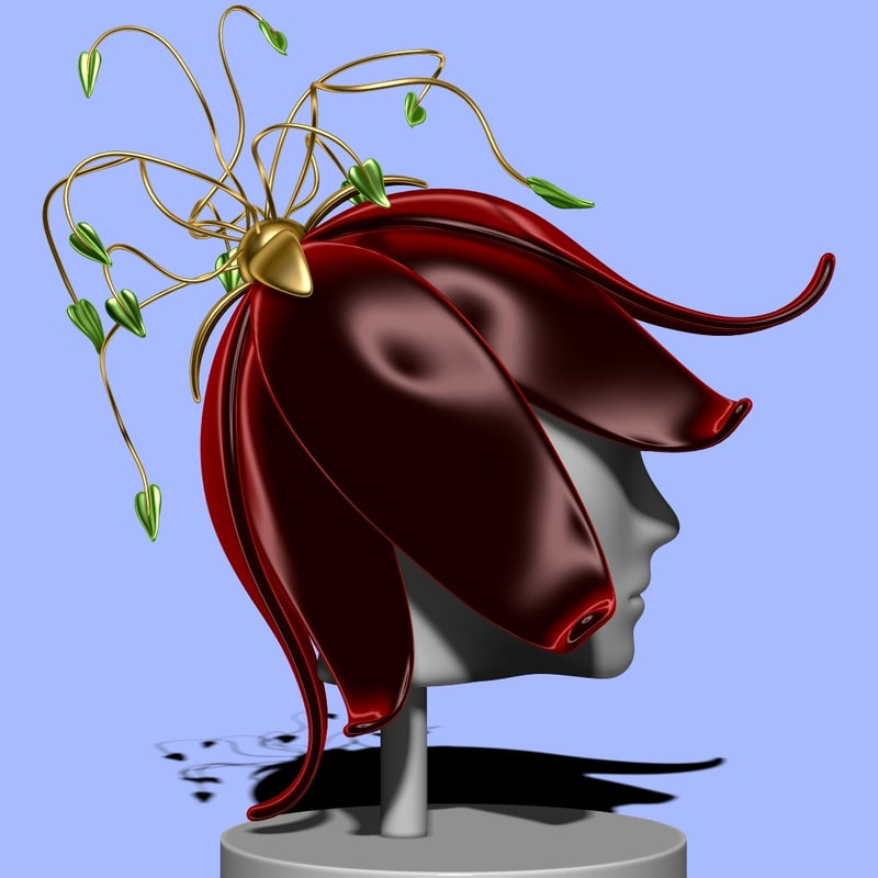 flower hat max
