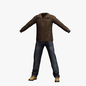 3d mens clothing 12
