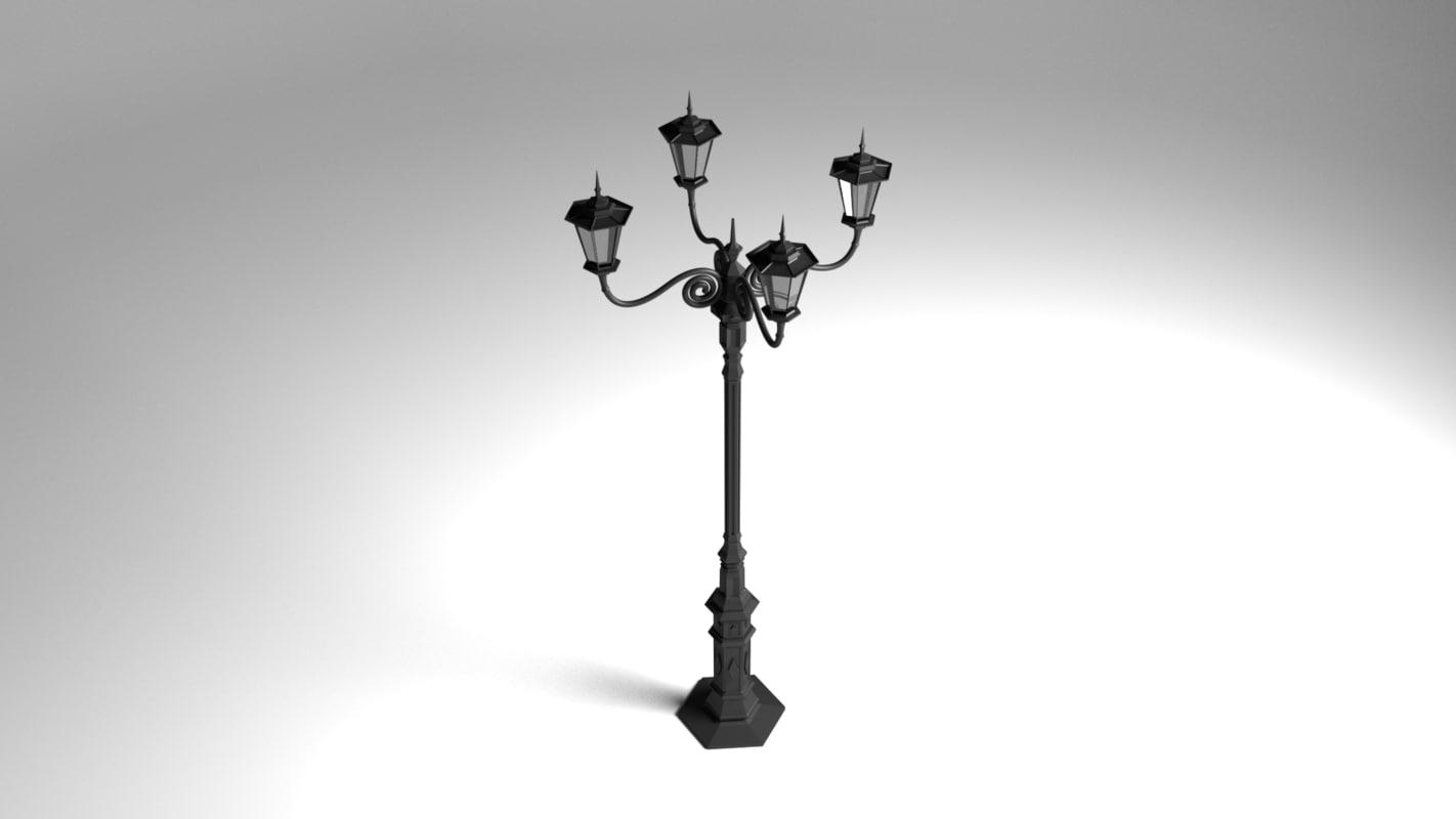 blend night lamp