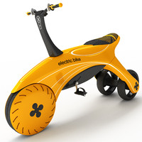 electric children bicycle max