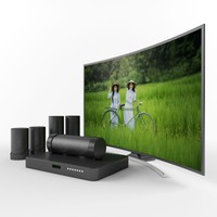 samsung television 3d max