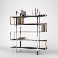 eichholtz cabinet soto 3d model