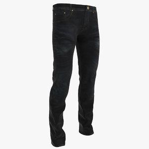 jeans 3d max