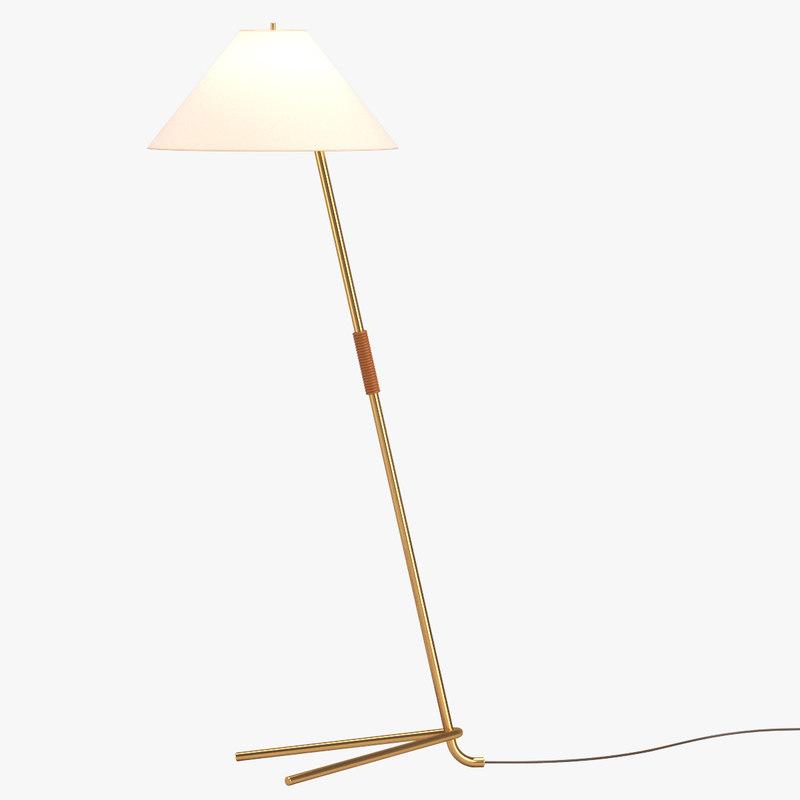 3d kalmar hase bl lamp