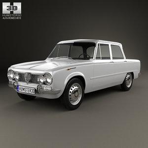 c4d giulia 105 1962