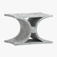 3d table 124
