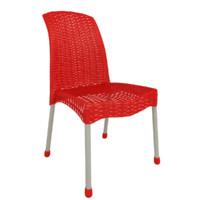 3d rattan arm chair