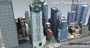 3ds new york -3 square