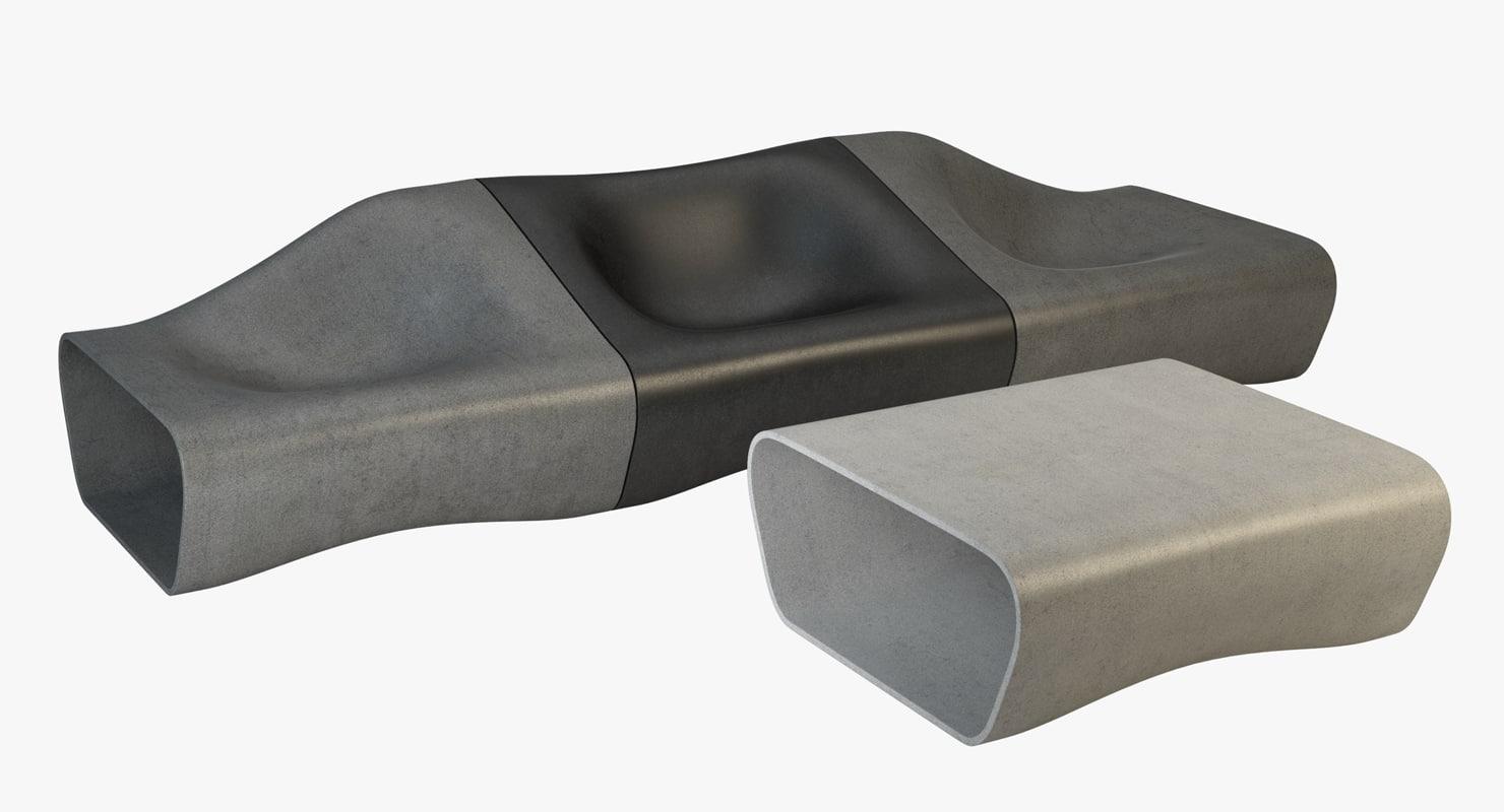 max seat dune modular