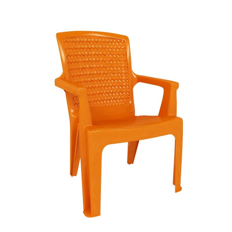orange new arriaval 3d model