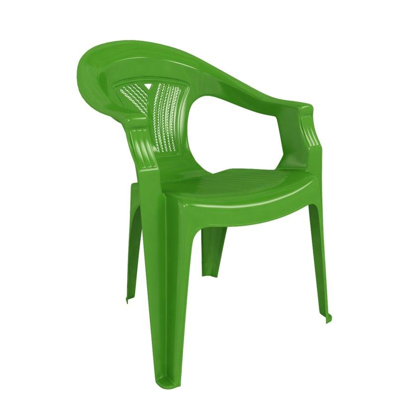 unique chair 3d model