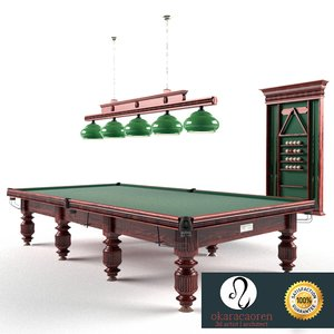 billiard pool max
