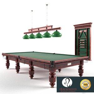billiard pool max