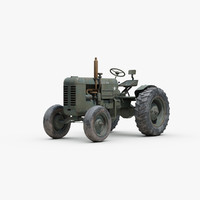 3ds military case vai tractor