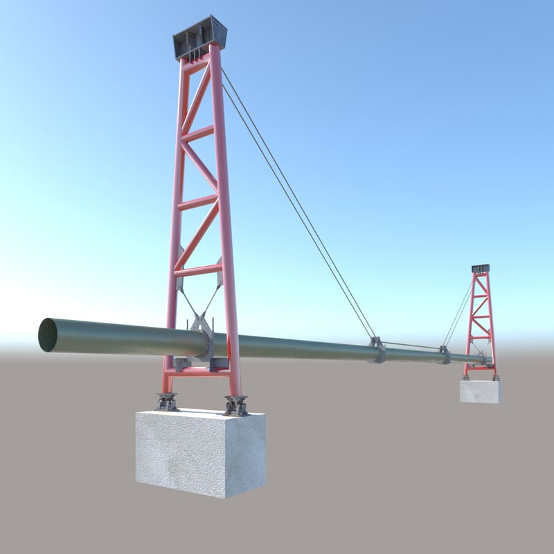cable stayed bridge max
