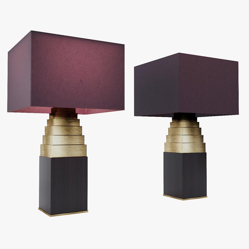 smania empire lighting 3d model