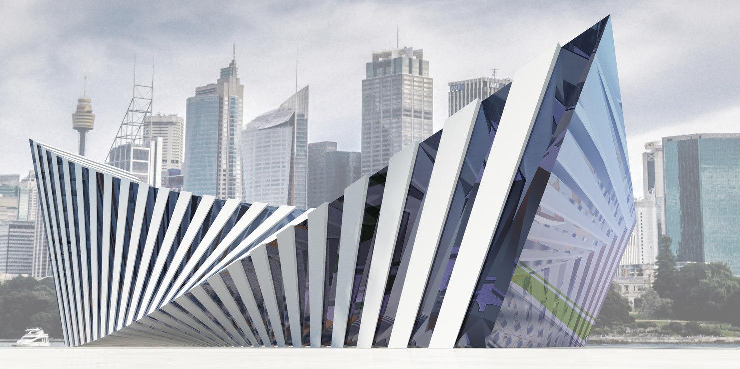 building modern max