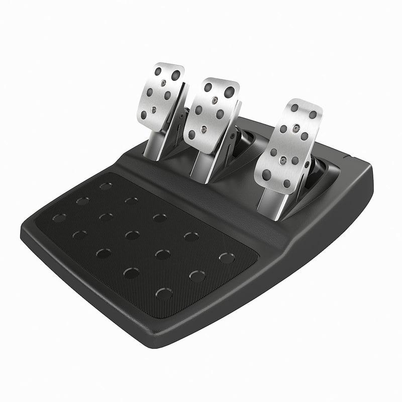 logitech g29 pedal unit 3ds