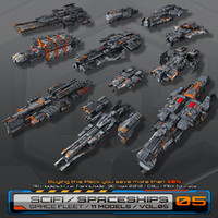 11 Spaceships Vol#05