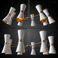 3ds chandelier cairo mullan