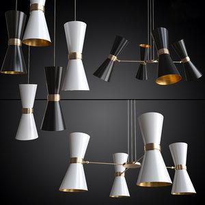chandeliers pendants cairo mullan 3d ma