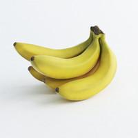 3d banana banan