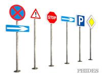 street signs max