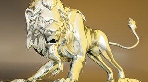 3d model scar lion king