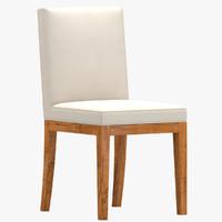 chair 120 3d model