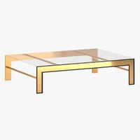 3d model marc duplantier coctail table