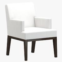 max viscount armchair
