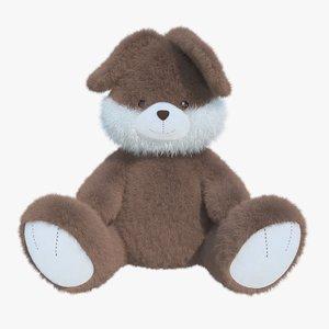 toy fur obj