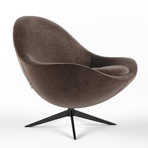 3d soor armchair