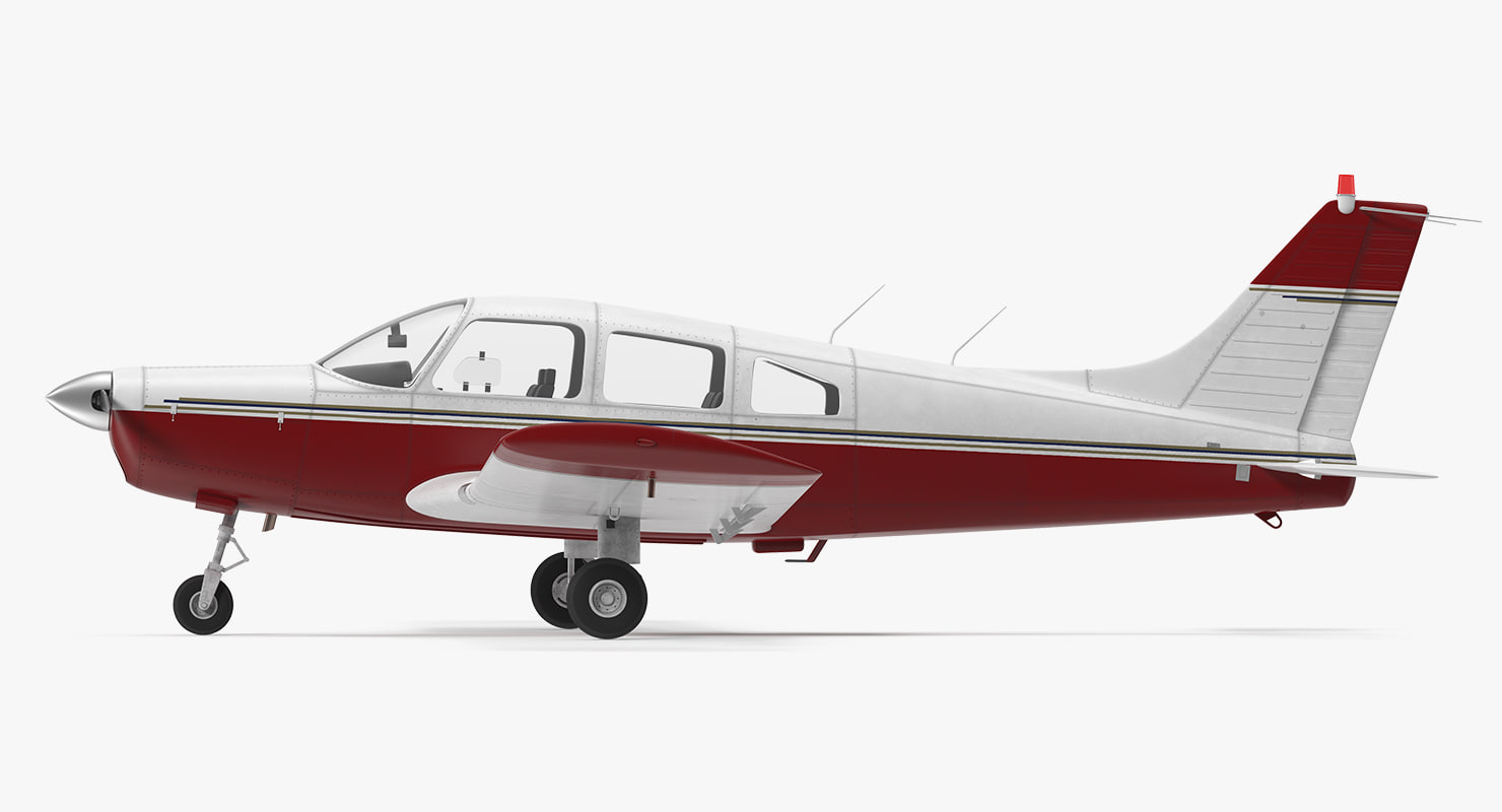 c4d personal propeller aircraft generic