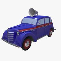moskvich 400 - max