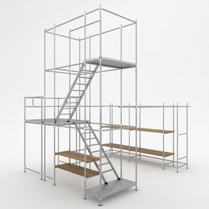 max scaffold tower